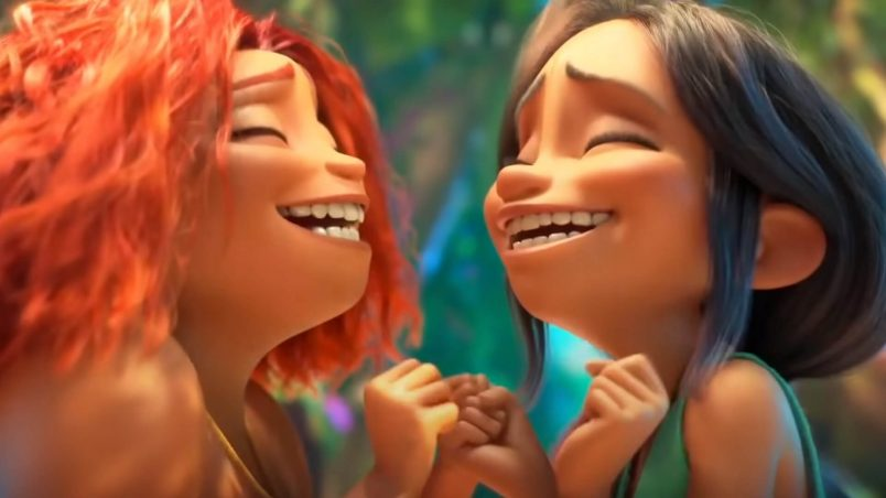 THE CROODS 2 – New Trailer