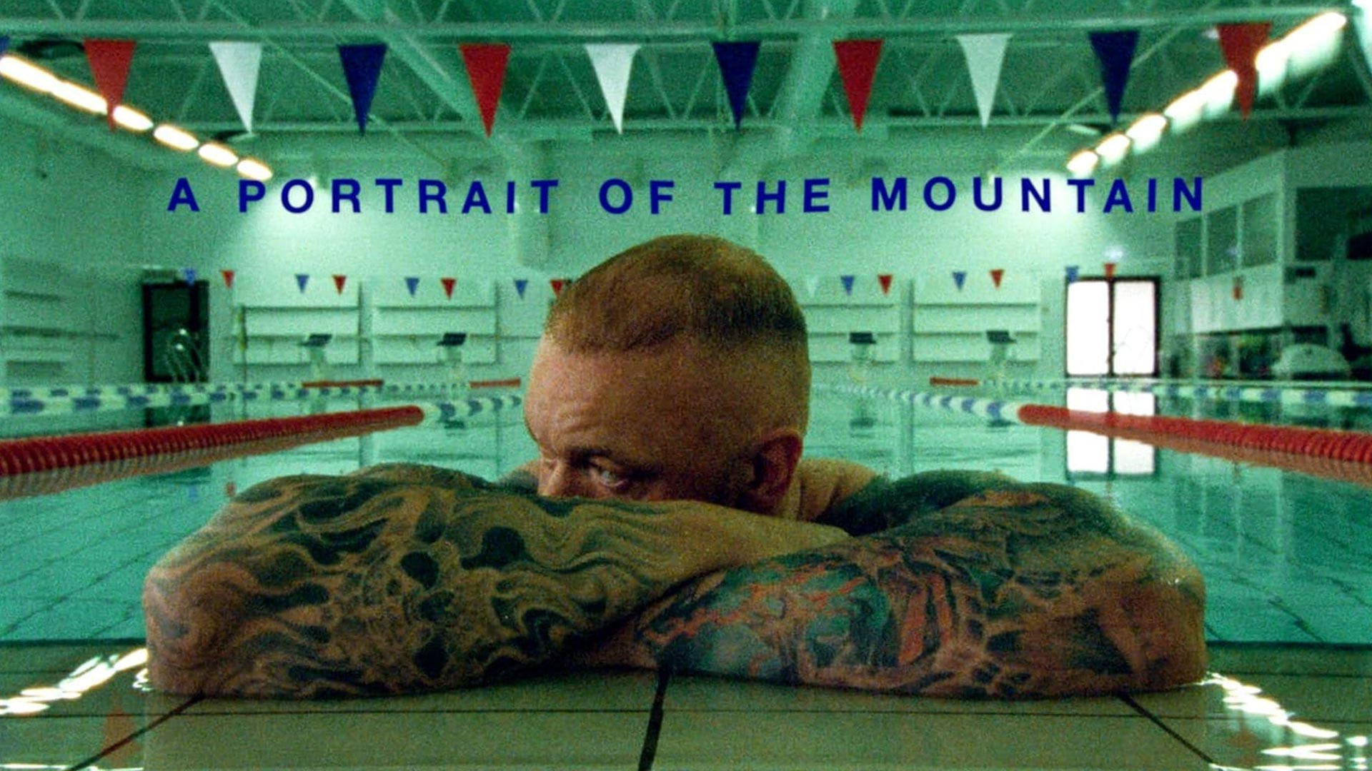 A Portrait Of The Mountain